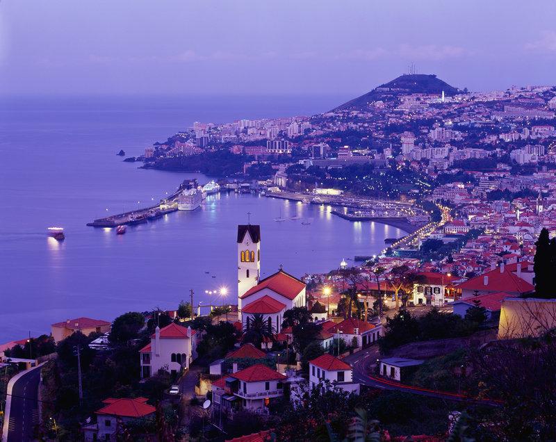 Billige flyrejser til Funchal fra 1 603 kr | Flyrejser.dk